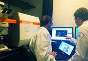 inVia Raman microscope at Memorial Sloan Kettering Cancer Center