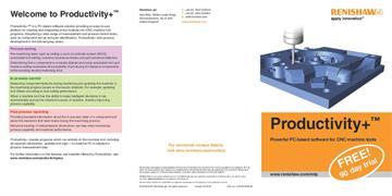 Flyer:  Productivity+ 90 day free trial